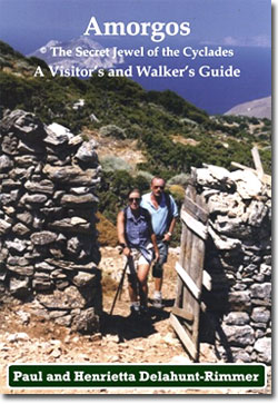 Amorgos - A Walker's & Visitor's Guide