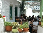 Cafe, Bar Jazzmine in Chora