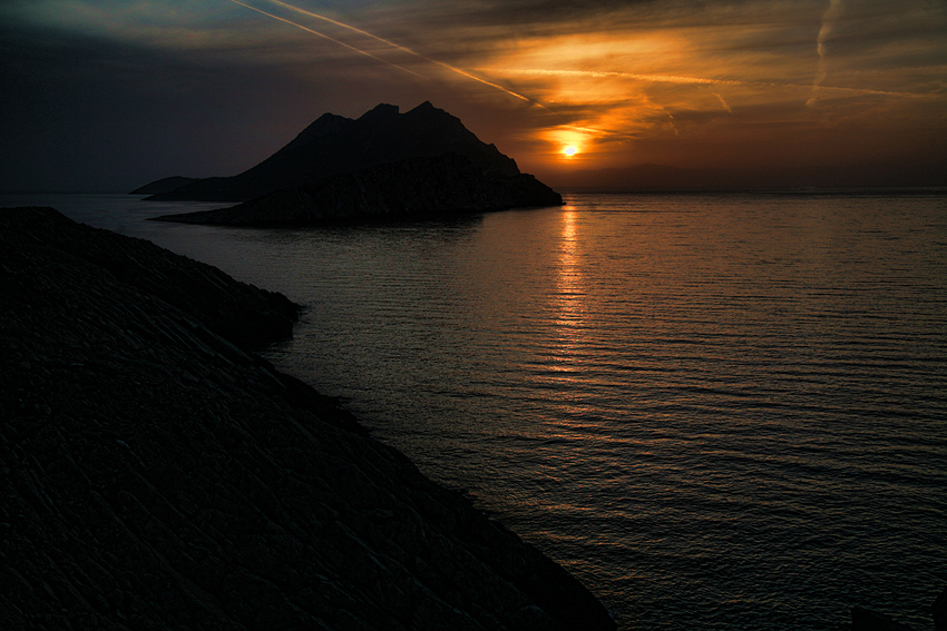 Amorgos Island - Photo by Darek Pepłoński