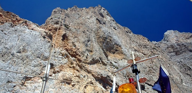 alpine safety amorgos